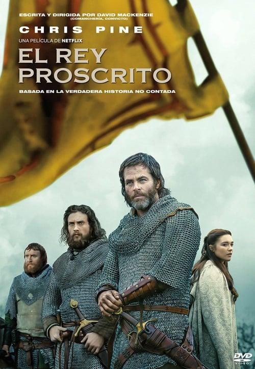 El rey proscrito poster