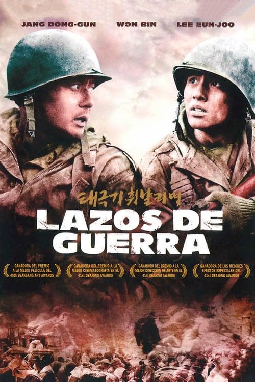 Lazos de guerra poster