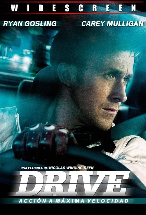 Póster película Drive