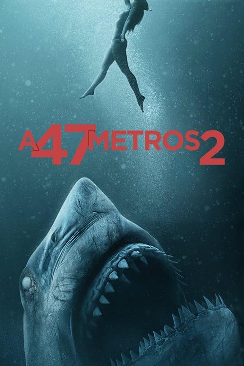 A 47 metros 2: El terror emerge poster
