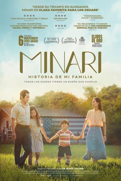 Minari. Historia de mi familia poster