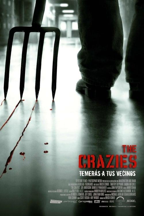 Póster película The Crazies