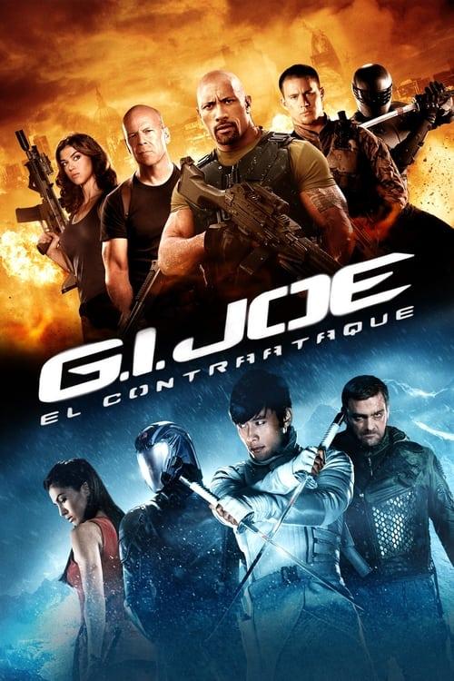 G.I. Joe: La venganza poster