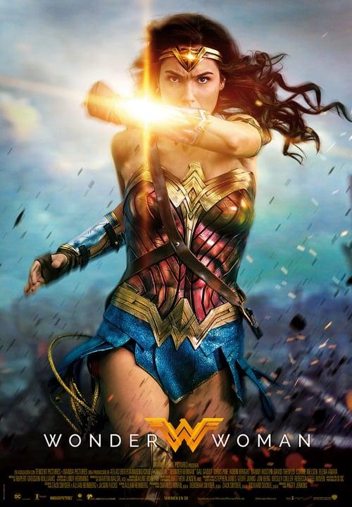 Póster película Wonder Woman