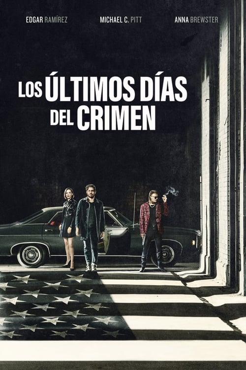 Los últimos días del crimen poster