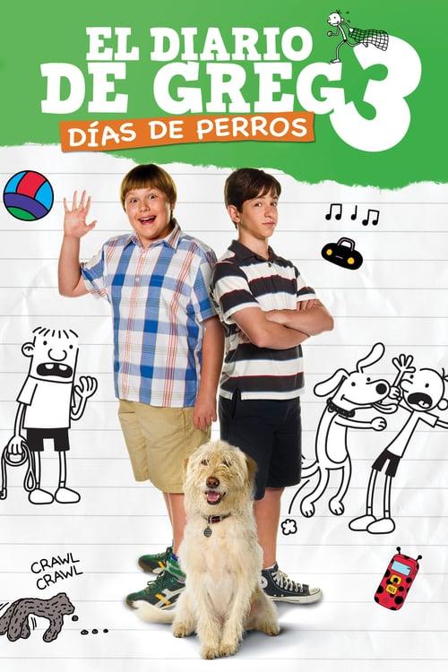 El diario de Greg 3: Días de perros poster