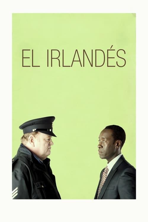 El irlandés poster