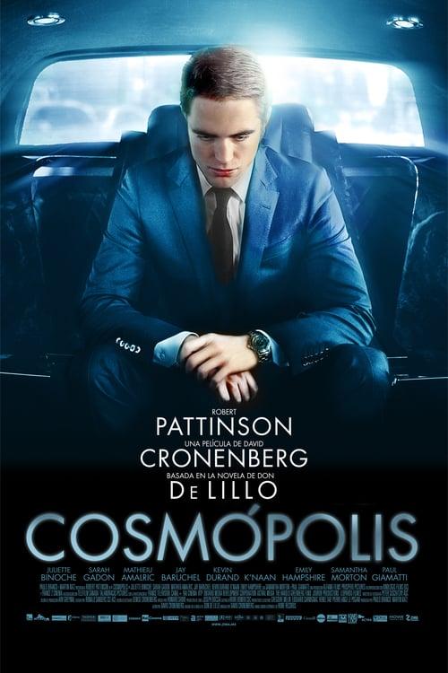 Póster película Cosmópolis