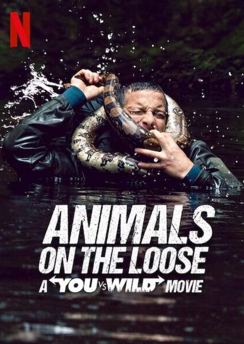Animals on the Loose: A You vs. Wild Interactive Movie poster