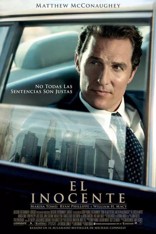 Póster película El inocente