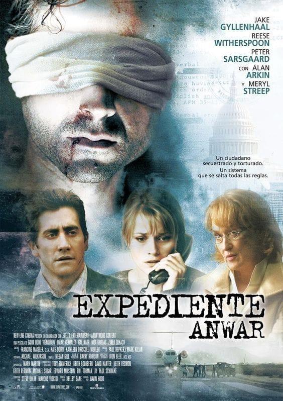 Expediente Anwar poster