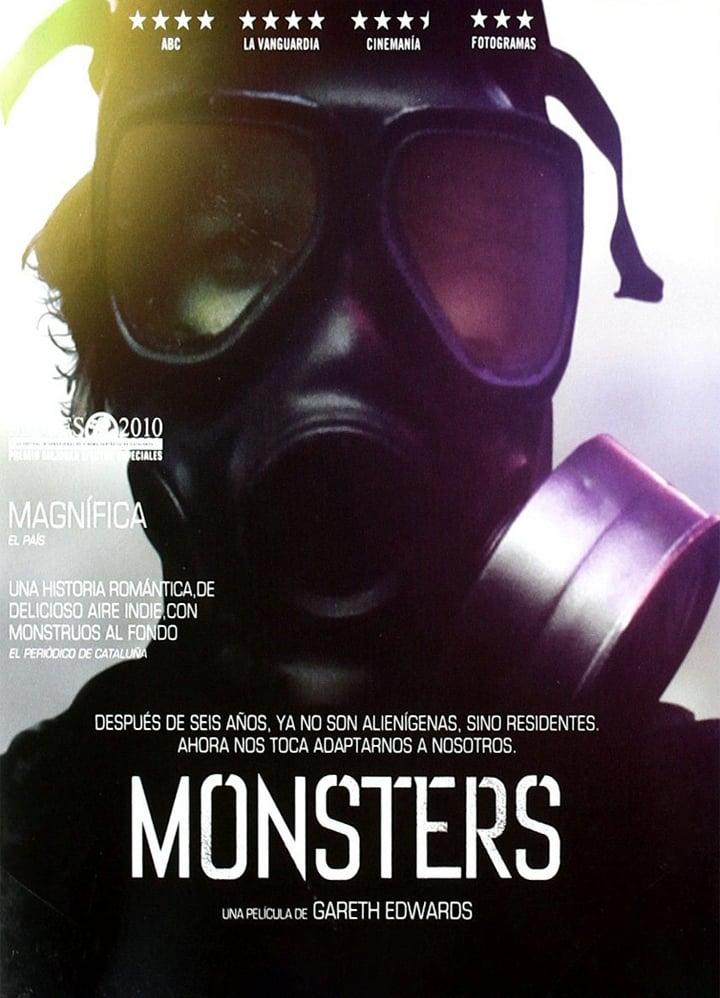 Póster película Monsters