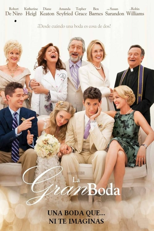 La gran boda poster