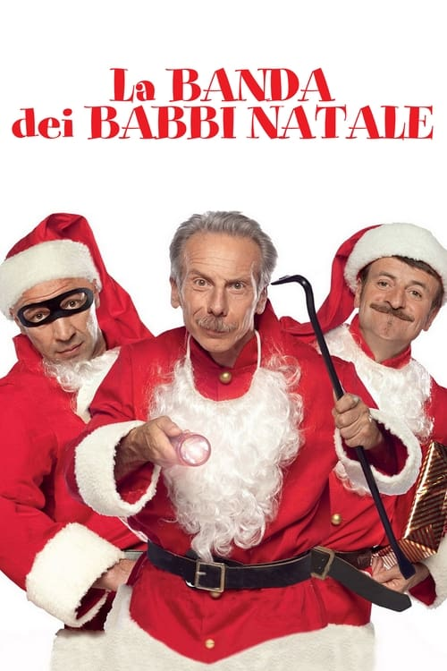 La banda dei Babbi Natale poster