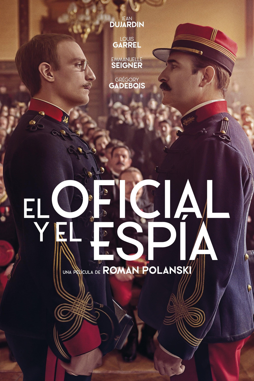 El oficial y el espía poster