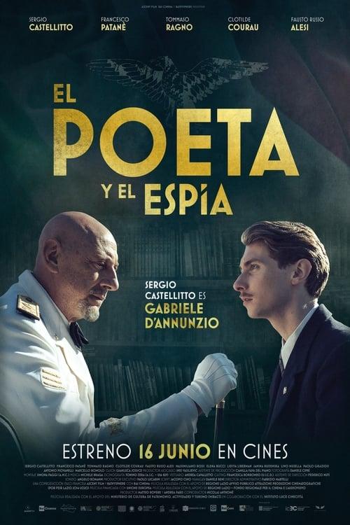 El poeta y el espía poster