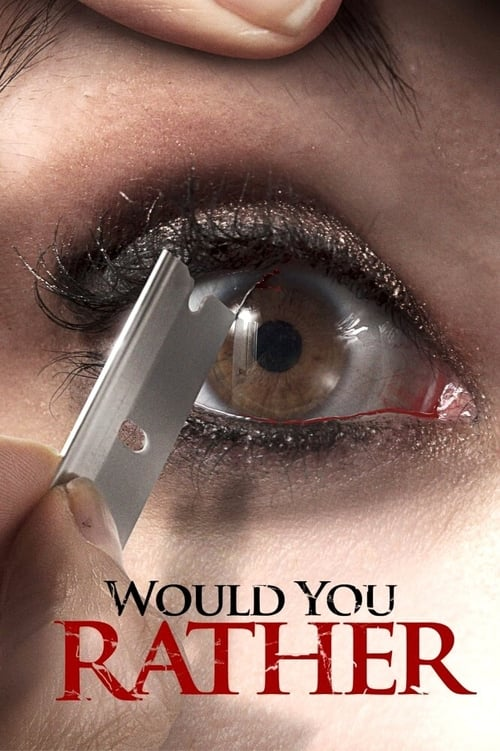 Póster película Would You Rather