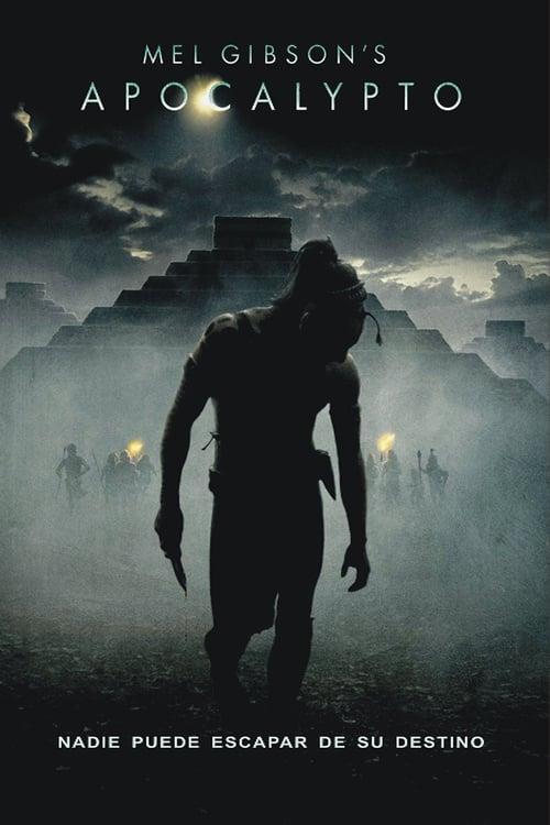 Póster película Apocalypto