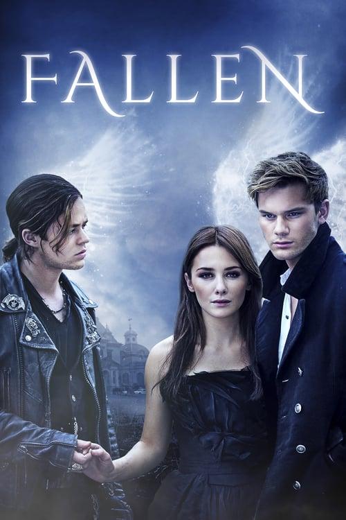 Póster película Fallen