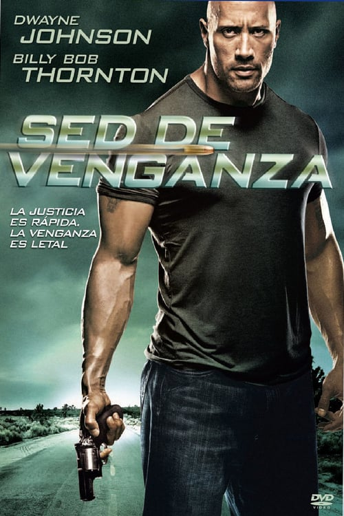 Sed de venganza poster