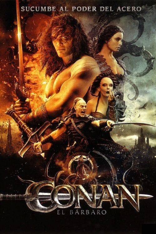 Conan el bárbaro poster