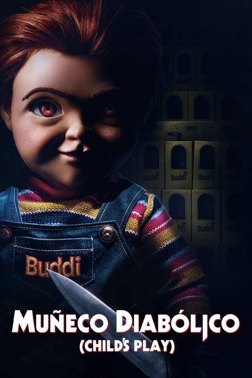 Muñeco diabólico poster