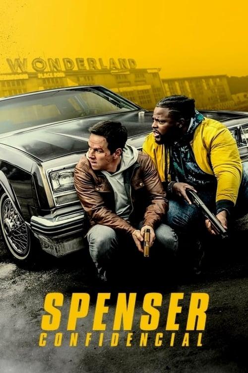 Póster película Spenser: confidencial