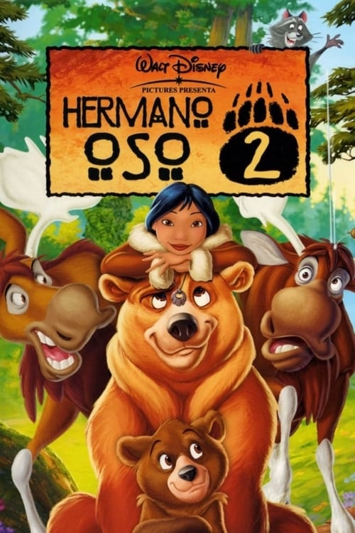 Hermano oso 2 poster