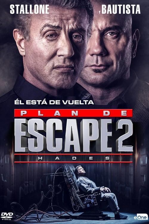 Plan de escape 2: Hades poster