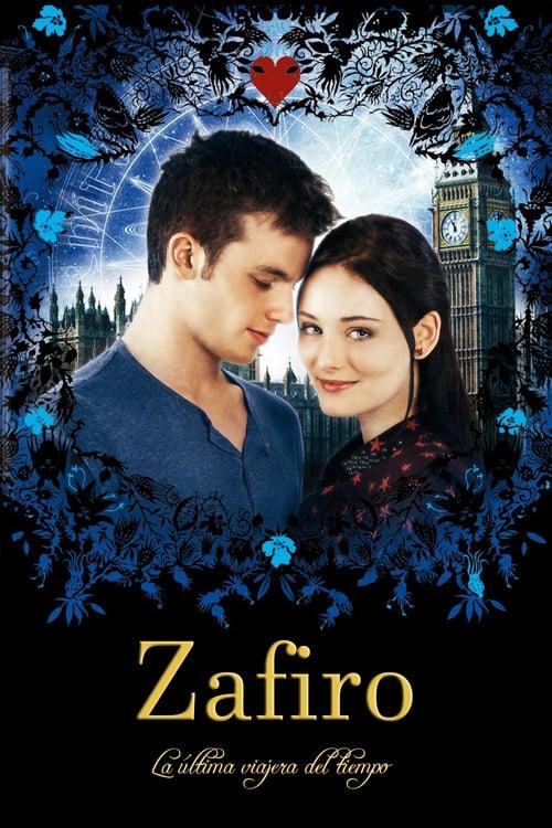 La última viajera del tiempo: Zafiro poster
