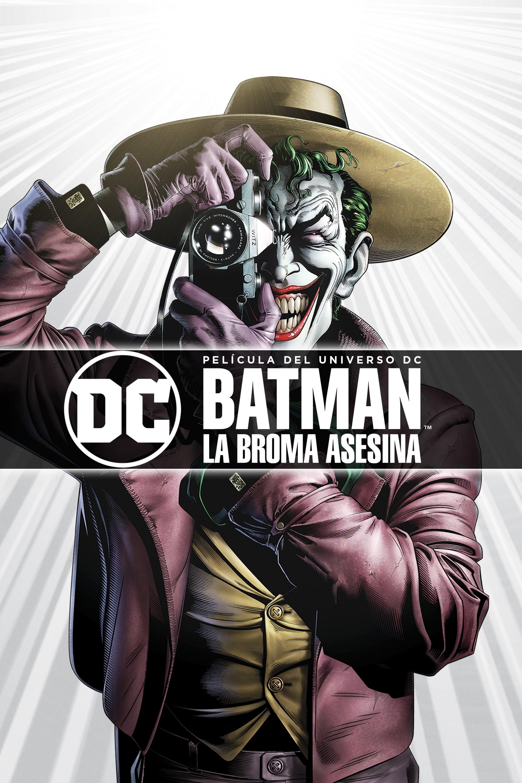 Batman: La broma asesina poster