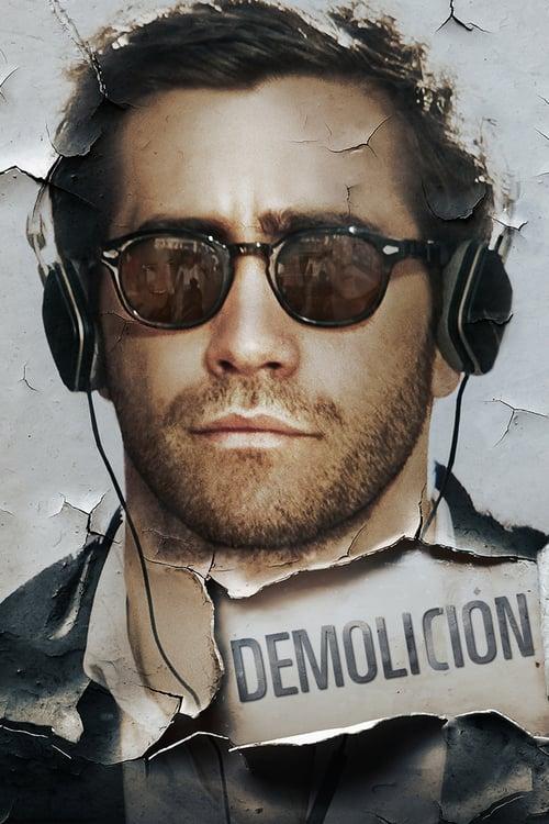 Póster película Demolición