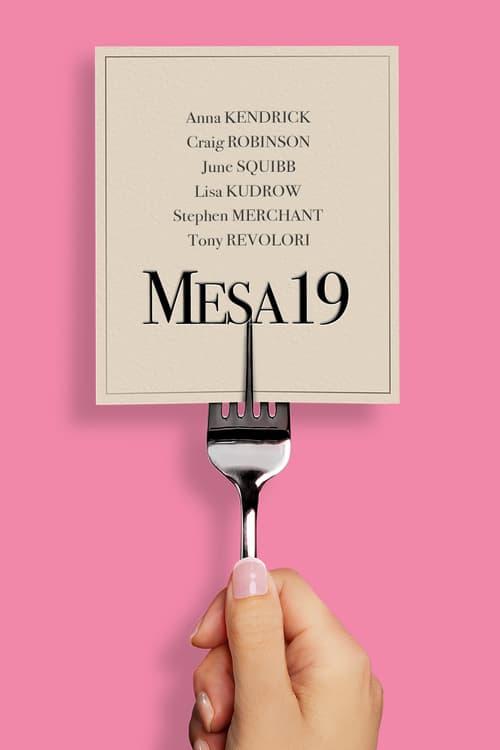 Mesa 19 poster