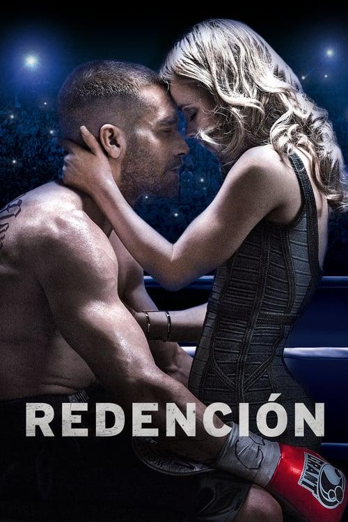 Redención (Southpaw) poster