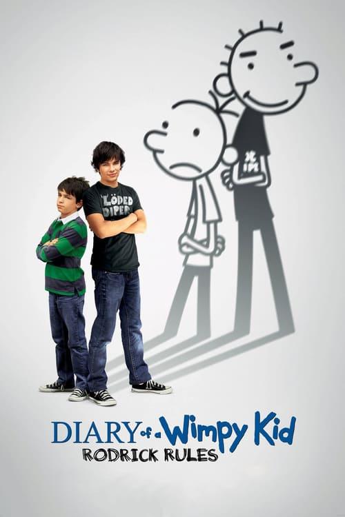 Póster película El diario de Greg 2: La ley de Rodrick