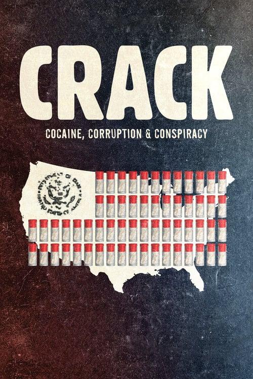 Crack: Cocaína, corrupción y conspiración poster