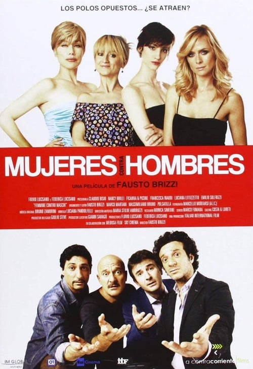 Mujeres contra Hombres poster