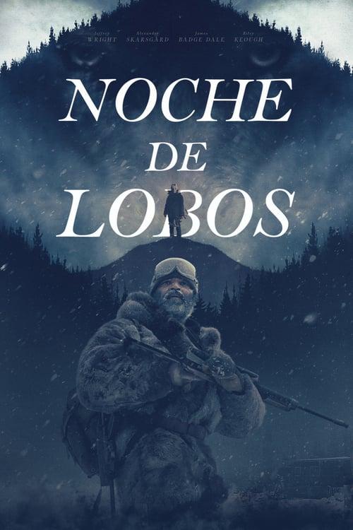 Noche de lobos poster