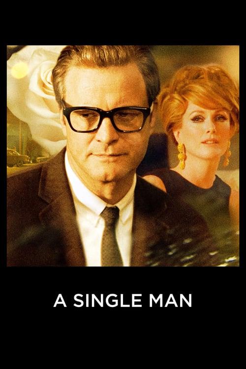 Un hombre soltero poster