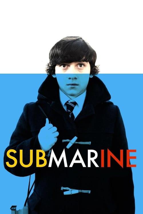 Póster película Submarine