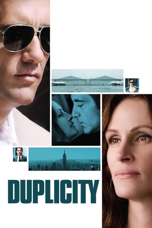 Póster película Duplicity