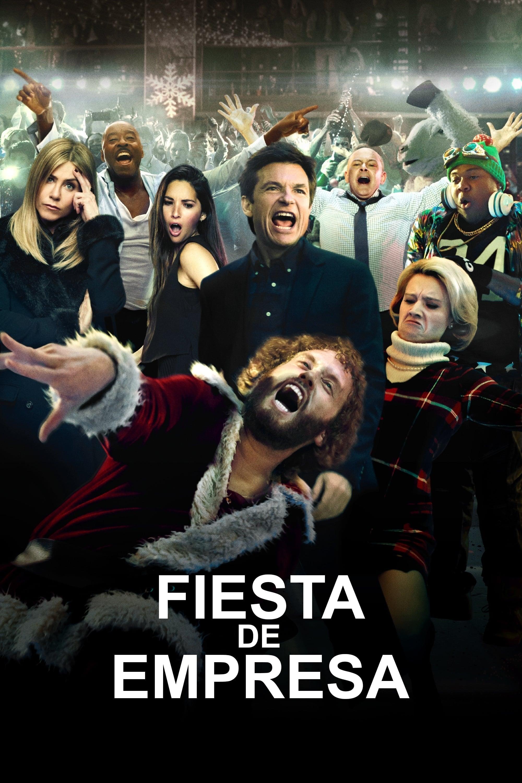 Póster película Fiesta de empresa