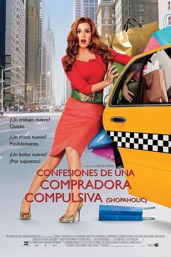 Confesiones de una compradora compulsiva poster