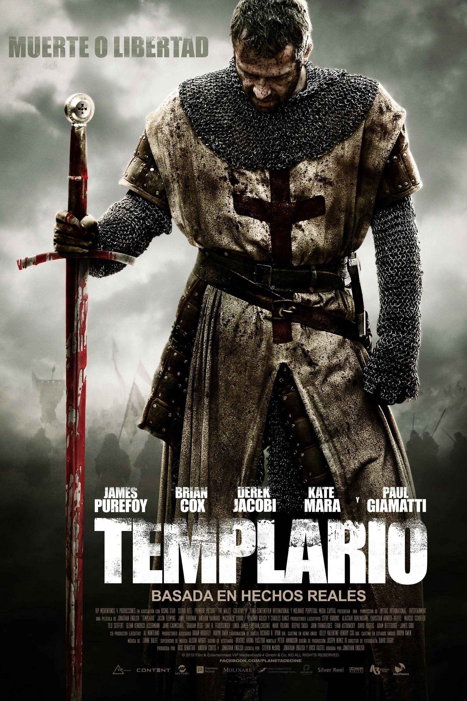 Póster película Templario