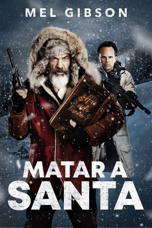 Matar a Santa poster