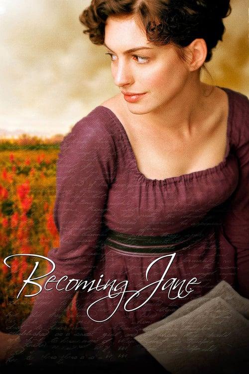 La joven Jane Austen poster