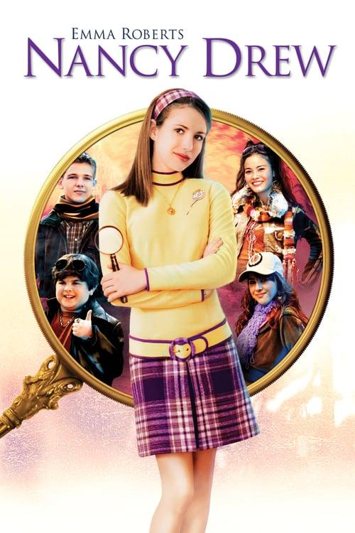 Nancy Drew. Misterio en las colinas de Hollywood poster