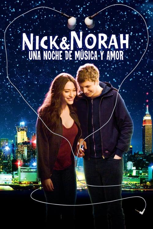 Nick y Norah: Una noche de música y amor poster
