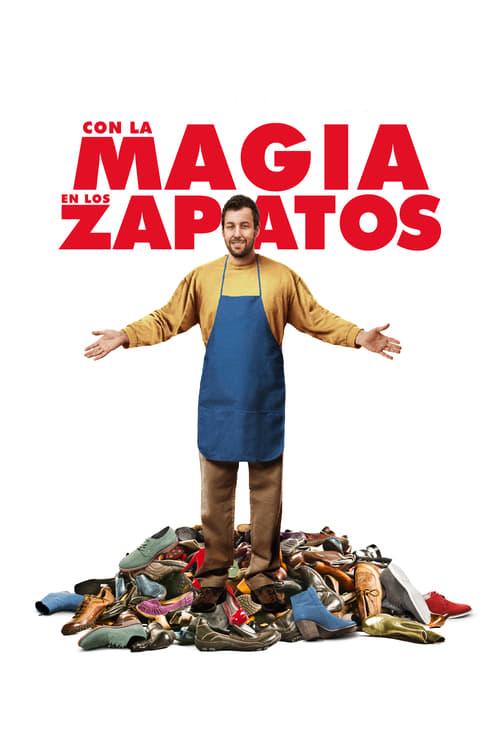 Con la magia en los zapatos poster