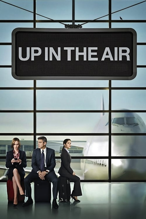Póster película Up in the Air
